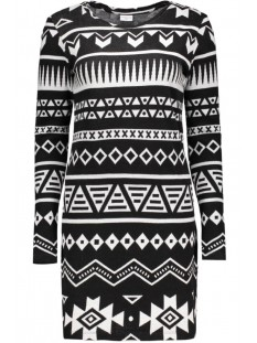 jacqueline-de-yong-jurken-jdygetty-l-s-dress-jrs-15123521-black-getty-aztek-35000675