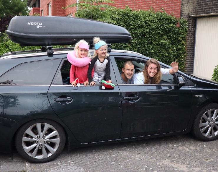 Reizen met kinderen autovakantie Frankrijk MOMspiration.nl