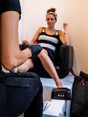 Mooie voeten bij La Maison de Beauté in Lisse gellak nagellak pedicure