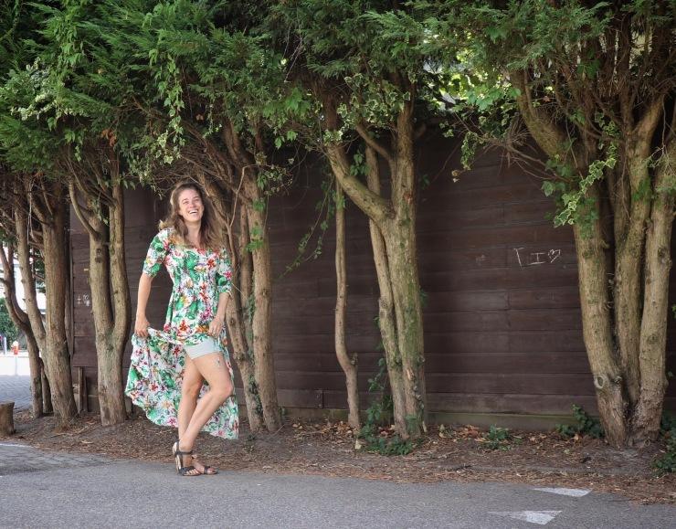 Annette MOMpsiration.nl voor Upsa fietsbroekjes