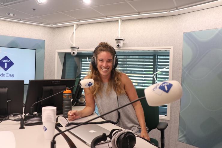 Annette de Graaf MOMspiration Radio 1 Dit is de Dag Hilversum
