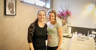 Amanda en Annette Erna's Beauty