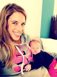Annette en baby Jools