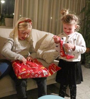 Jools & Pippa Pakjesavond