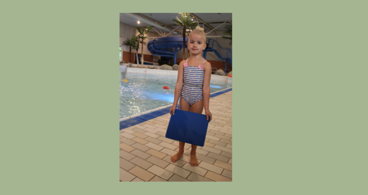 Jools zwemles