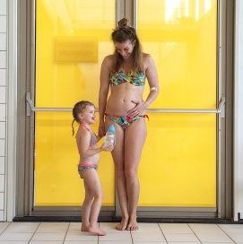 15 weken zwanger Annette
