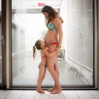 Annette en Pippa - MOMspiration - 19 weken zwanger