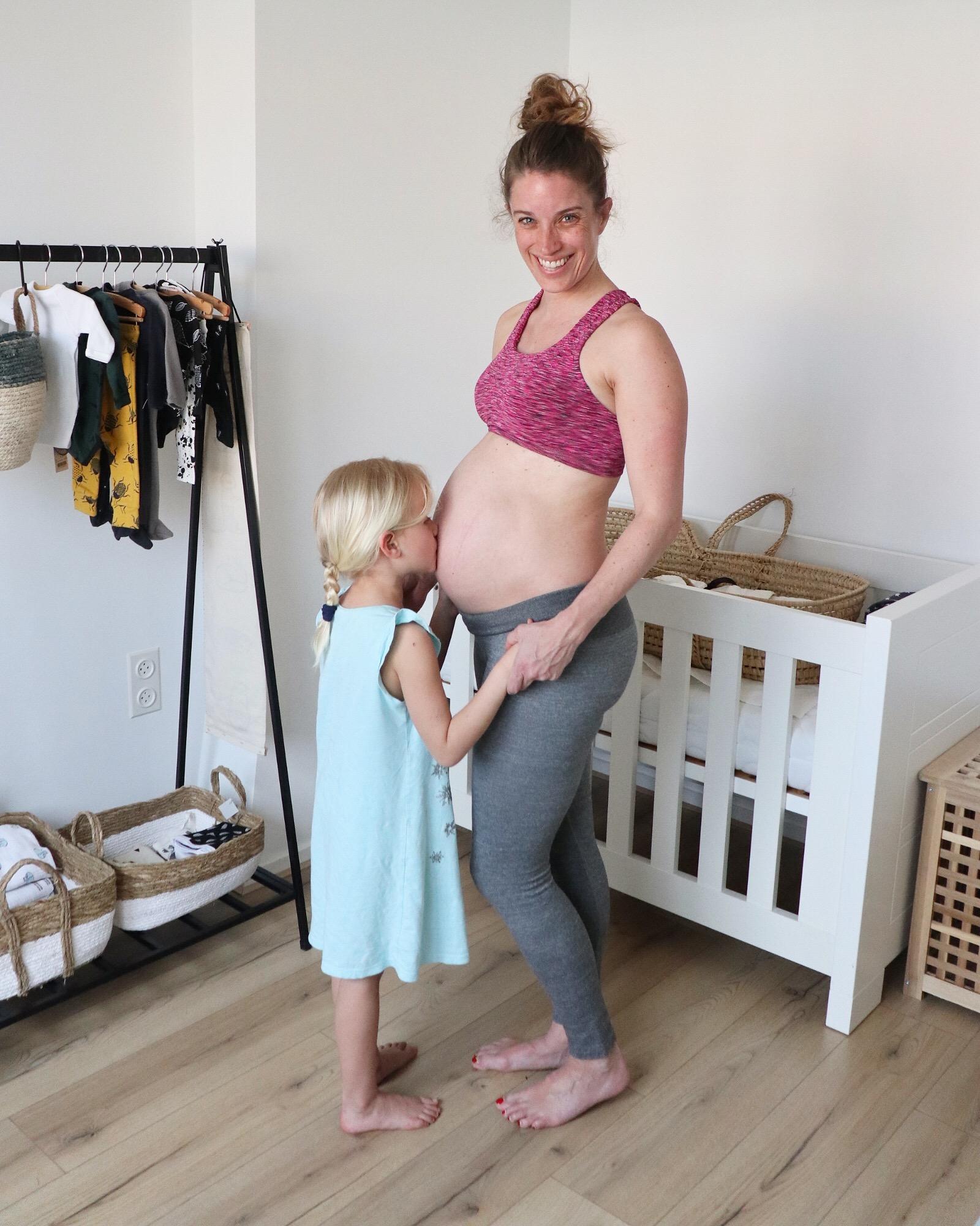 Annette & Jools -MOMspiration 25 weken zwanger - babykamer