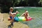 Frankrijk camping kinderen