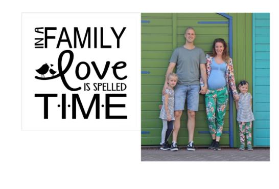 tijd voor elkaar - Annette & familie