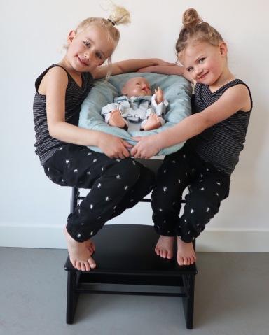 Jools & Pippa Stokke Tripp Trapp Newborn Set