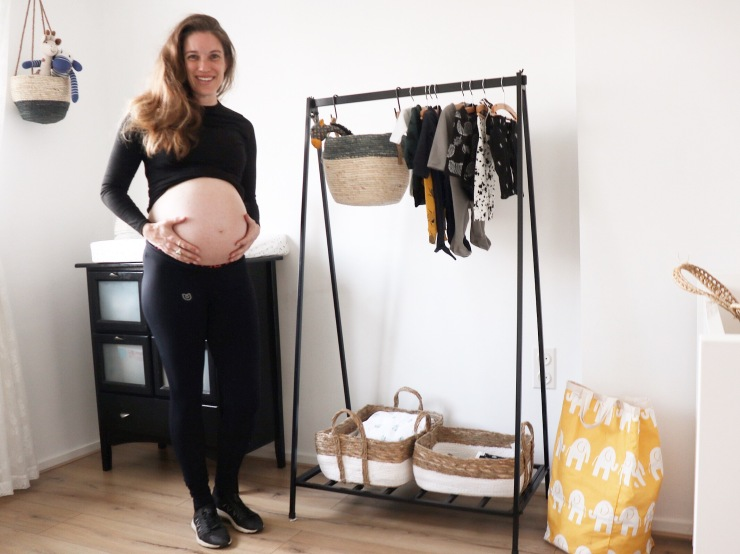 Annette 26 weken zwanger MOMspiration