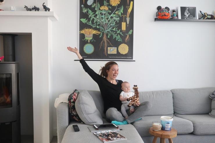 Annette ouderschapsverlof MOMspiration