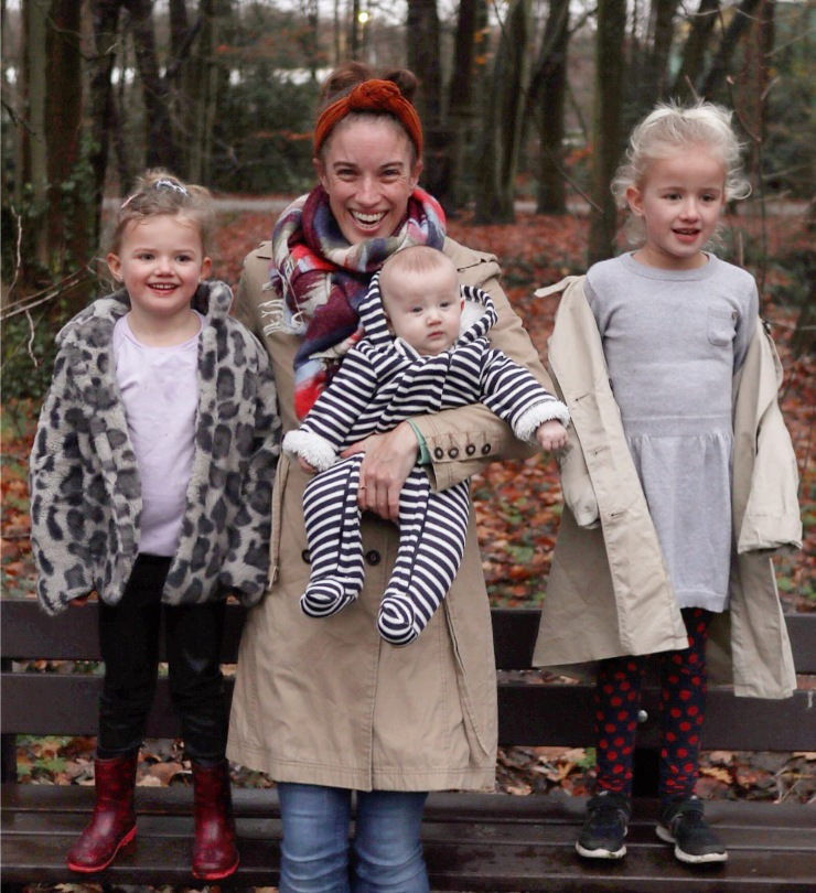 The Flying Dutch Family Annette de Graaf Pippa Jools Sol