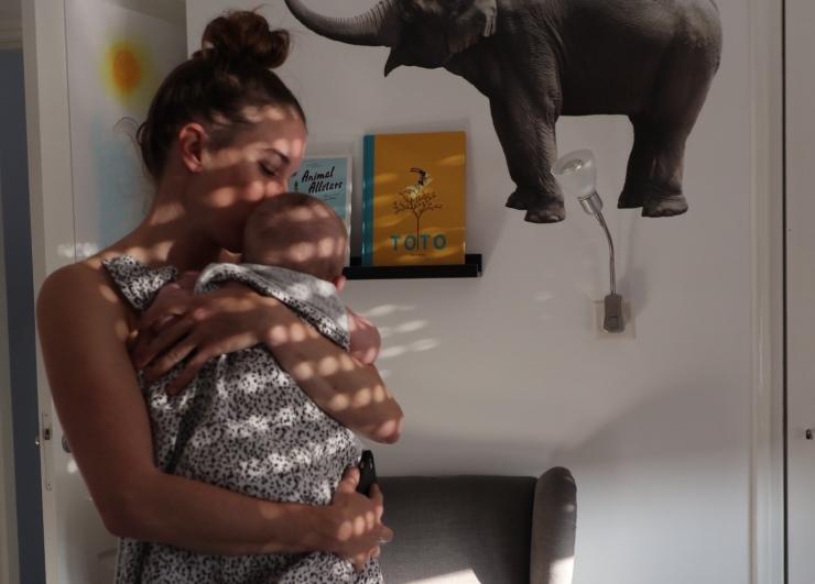 Annette ziekenhuis diabetes moeder borstvoeding MOMspiration