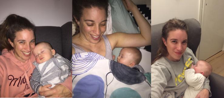 Annette & Sol - borstvoeding