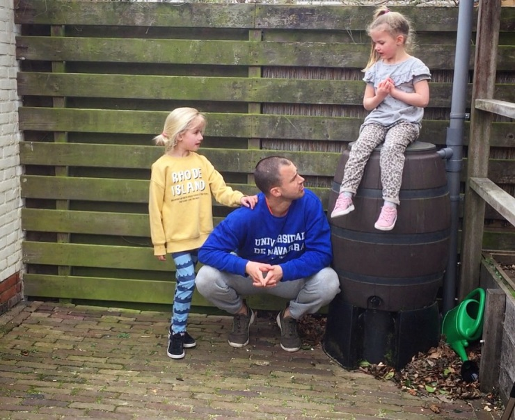 CrossFit Family Workout The Flying Dutch Family