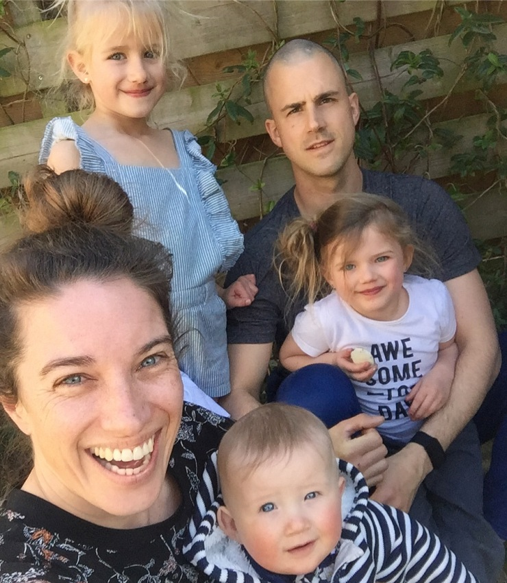The Flying Dutch Family - een dagje uit ons leven in quarantaine