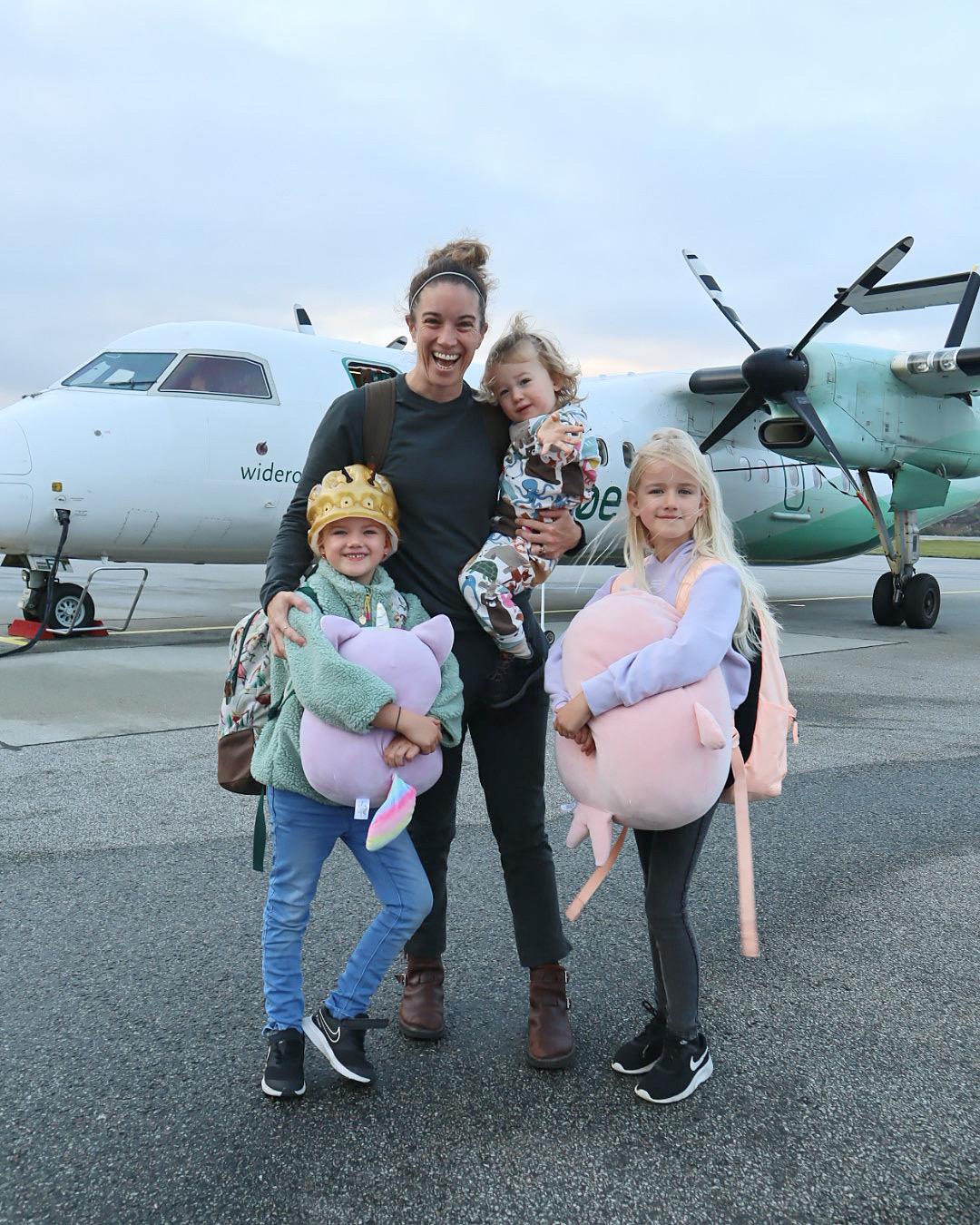The Flying Dutch Family - 3 maanden Noorwegen en 1 week Nederland